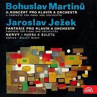 Jan Novotný, Musici de Praga/Eduard Fischer – Martinů: II. Koncert pro klavír a orchestr - Ježek: Fantasie pro klavír a orchestr, Nervy - hudba k baletu