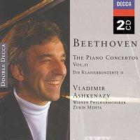 Přední strana obalu CD Beethoven:The Piano Concertos Vol.2 [2 CDs]