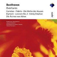 Václav Neumann & Gewandhausorchester Leipzig, Joseph Keilberth & Bamberg Symphony Orchestra – Beethoven : Overtures  -  Apex