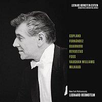 Leonard Bernstein – Copland: El salón México - Vaughan Williams: Fantasias - Foss: Phorion - Milhaud: La Création du monde