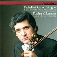Pinchas Zukerman, St. Paul Chamber Orchestra – Pachelbel: Canon & Gigue & Works By Handel, Telemann, Vivaldi, Rameau & Purcell