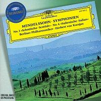 "Mendelssohn: Symphonies Nos.3 ""Scottish"" & 4 ""Italian""; Overture ""The Hebrides"""