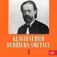 Přední strana obalu CD Klavírní dílo Bedřicha Smetany