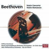 Arthur Grumiaux, Concertgebouw Orchestra of Amsterdam, Sir Colin Davis – Beethoven: Violin Concerto; 2 Romances