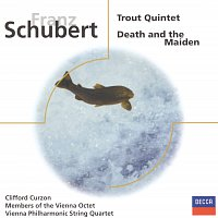 """Sir Clifford Curzon, Members Of The Wiener Oktett – Schubert: Trout Quintet / String Quartet in D minor """"Death and the Maiden"""""""