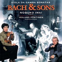 Nobuko Imai, Roland Pontinen – Bach & Sons - Bach, J.S. Viola da Gamba Sonatas Nos. 1-3 / Bach, W.F.: Viola Sonata in C Minor / Bach, C.P.E.: Viola da Gamba Sonata in G Minor