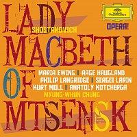 Přední strana obalu CD Shostakovich: Lady Macbeth of Mtsensk