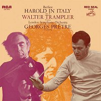 Georges Pretre, Hector Berlioz, London Symphony Orchestra, Walter Trampler – Berlioz: Harold in Italy, H 68, Op. 16