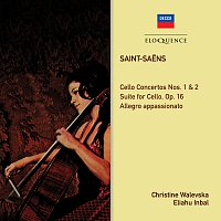 Christine Walevska, Orchestre National de l'Opéra de Monte-Carlo, Eliahu Inbal – Saint-Saens: Music For Cello & Orchestra