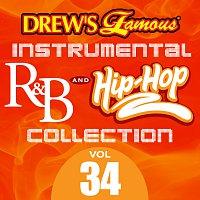 Přední strana obalu CD Drew's Famous Instrumental R&B And Hip-Hop Collection [Vol. 34]