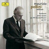 """Maurizio Pollini – Beethoven: Piano Sonatas Op.106 """"Hammerklavier"""" & Op.111"""