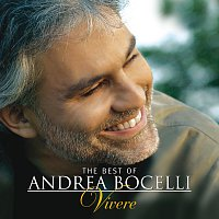 Přední strana obalu CD The Best of Andrea Bocelli - 'Vivere' [International Version]