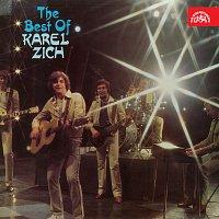 Přední strana obalu CD Best of Karel Zich