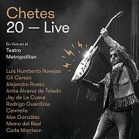 Chetes – Chetes 20 Live