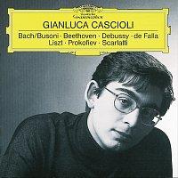 Gianluca Cascioli – Bach/Busoni / Beethoven / Debussy / de Falla / Liszt / Prokofiev / Scarlatti