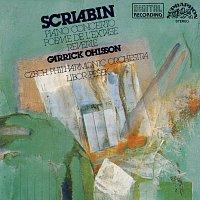 Přední strana obalu CD Skrjabin: Le poeme de l'extase, Sny, Koncert fis moll
