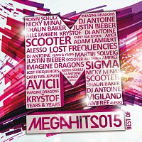 Různí interpreti – Mega Hits - Best Of 2015