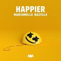 Marshmello, Bastille – Happier