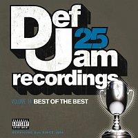 Přední strana obalu CD Def Jam 25, Vol. 14 - Best Of The Best [Explicit Version]