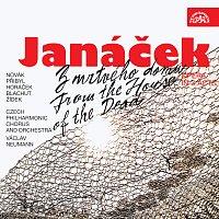 Přední strana obalu CD Janáček: Z mrtvého domu. Opera o 3 dějstvích