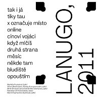 Přední strana obalu CD Lanugo, 2011