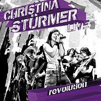 Přední strana obalu CD Revolution - Live