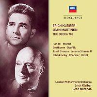 London Philharmonic Orchestra, Erich Kleiber, Eugenia Zareska, Jean Martinon – Erich Kleiber, Jean Martinon - The Decca 78s