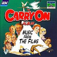 Přední strana obalu CD The Carry On Album