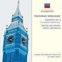"London Philharmonic Orchestra, Sir Adrian Boult – Vaughan Williams: Symphony No.2 - ""A London Symphony""; Partita"