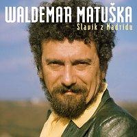 Přední strana obalu CD Slavík z Madridu / Největší hity