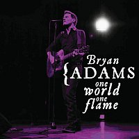 Přední strana obalu CD One World One Flame