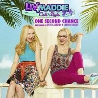 """Přední strana obalu CD One Second Chance [From """"Liv and Maddie: Cali Style""""]"""