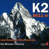 Miroslav Táborský – K2 - 8611 m (MP3-CD) CD-MP3