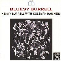Kenny Burrell – Bluesy Burrell