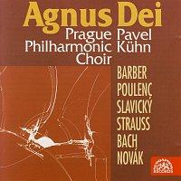 Pražský filharmonický sbor, Pavel Kühn – Agnus Dei / Barber, Poulenc, Slavický, Novák, Strauss, Bach