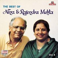 Nina Mehta, Rajendra Mehta – The Best Of Nina & Rajendra Mehta  Vol. 4