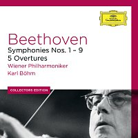 Wiener Philharmoniker, Karl Bohm – Beethoven: Symphonies Nos. 1 - 9; 5 Overtures – CD