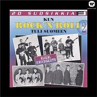 Various Artists.. – 20 Suosikkia / Kun Rock'n Roll tuli Suomeen / Maailma ilman rakkautta