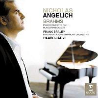 Nicholas Angelich, Paavo Jarvi – Brahms: Piano Concerto No.1 & Hungarian Dances