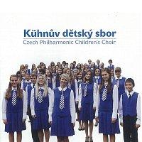 Přední strana obalu CD Kühnův dětský sbor
