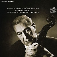 Gregor Piatigorsky, William Turner Walton, Boston Symphony Orchestra, Charles Munch – Walton: Cello Concerto - Bloch: Schelomo