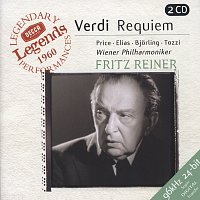Přední strana obalu CD Verdi: Requiem/Quattro Pezzi Sacri