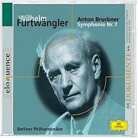 Přední strana obalu CD Bruckner Sinfonie Nr. 7