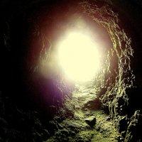 Přední strana obalu CD Na konci tunelu