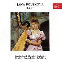Jana Boušková, Československý komorní orchestr – Jana Boušková - harfa (Händel, Krumpholtz, Boieldieu)
