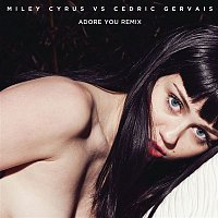 Miley Cyrus vs. Cedric Gervais – Adore You