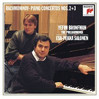 Yefim Bronfman, Esa-Pekka Salonen, Sergei Rachmaninoff, The Philharmonia Orchestra – Rachmaninoff: Piano Concertos 2 & 3