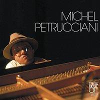 Přední strana obalu CD Triple Best Of Petrucciani
