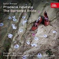 Přední strana obalu CD Smetana: Prodaná nevěsta. Opera o 3 dějstvích