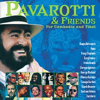 Luciano Pavarotti, Biagio Antonacci, George Michael, Eurythmics, Aqua, Zucchero – Pavarotti & Friends for Cambodia and Tibet